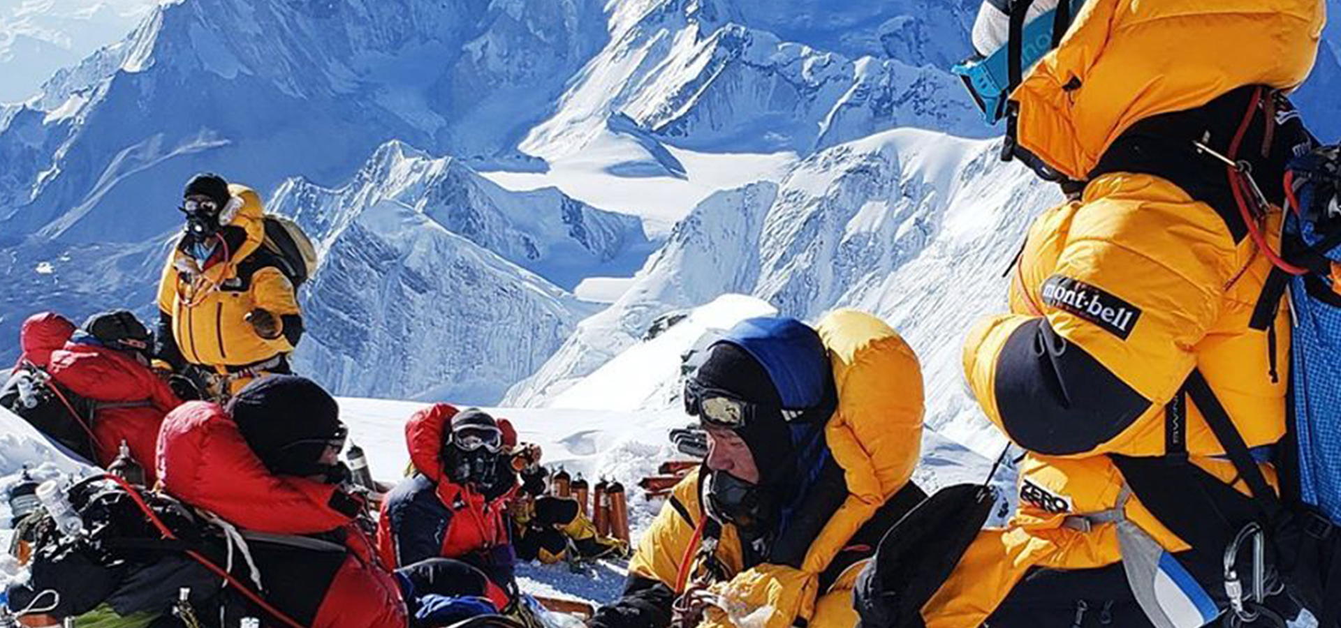 Arabs On Everest
