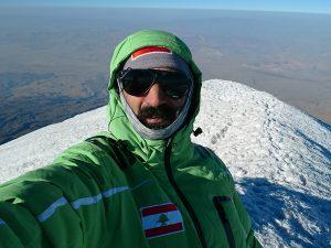 Ararat Summit 5137m - Nidal Solh