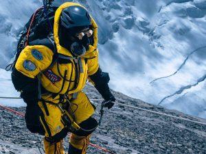 Everest Expedition - MOna Shahab