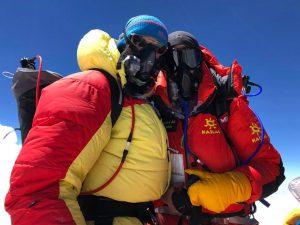 Everest Summit - Dolores el Shelleh