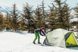 Haig Melikian Bakish camping
