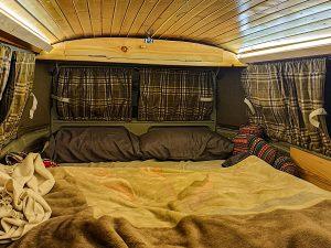 Inside the Van - Victor Kayem