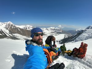 Lenin Peak Expedition - Samir Akil