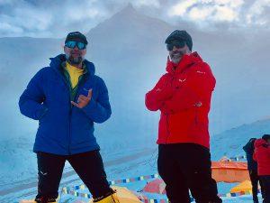 Manaslu Expedition - Khodor Ghadban & Avedis Kalpaklian