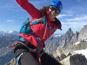 Mountain skills training - Suha hallab