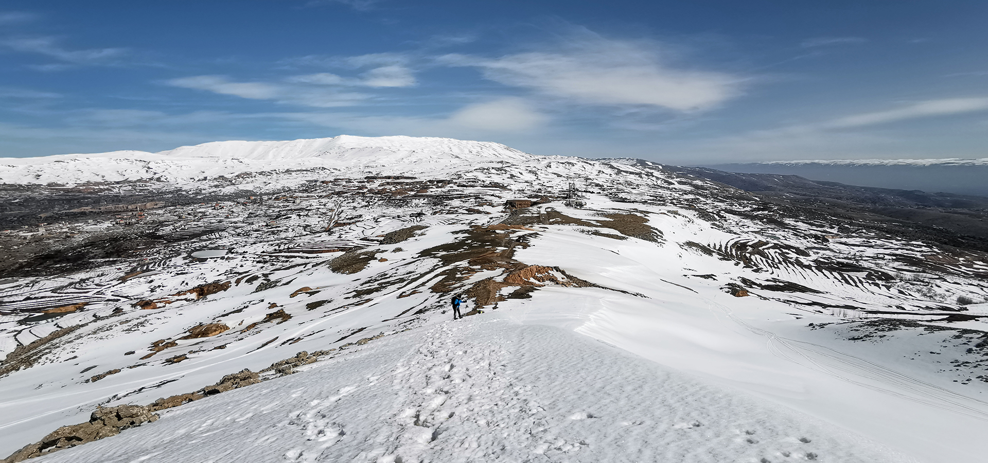 Mt. Kneisseh winter 2019