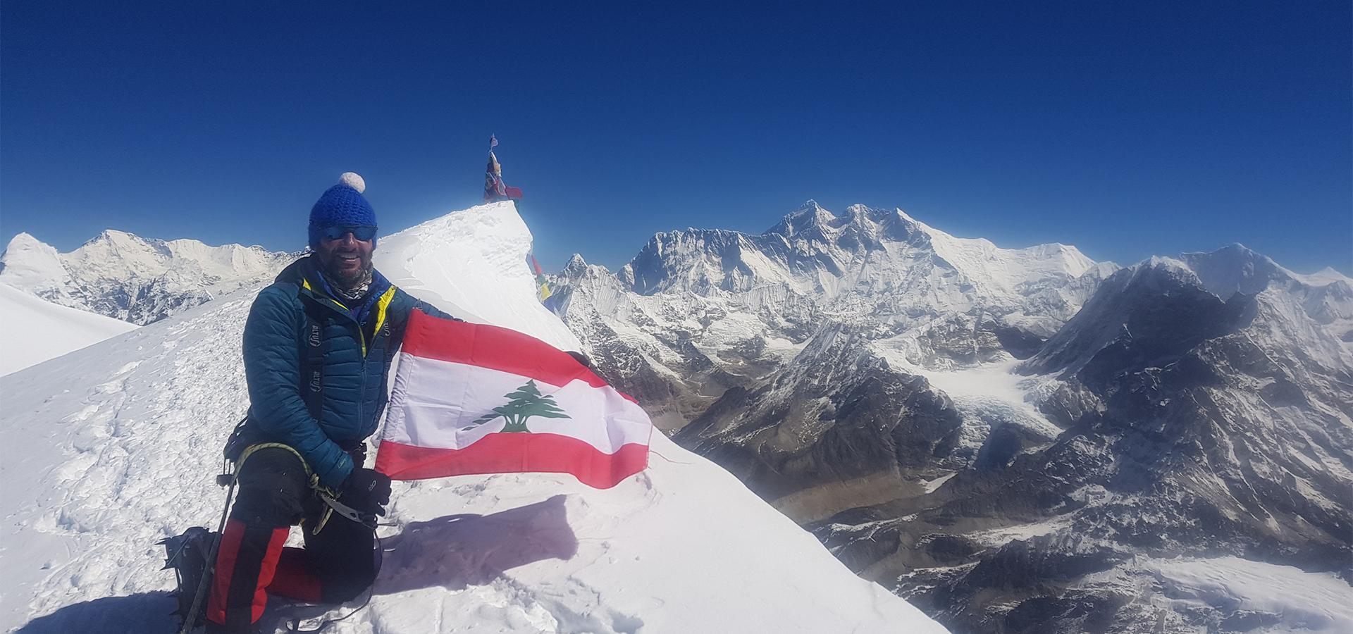Saado Mera peak