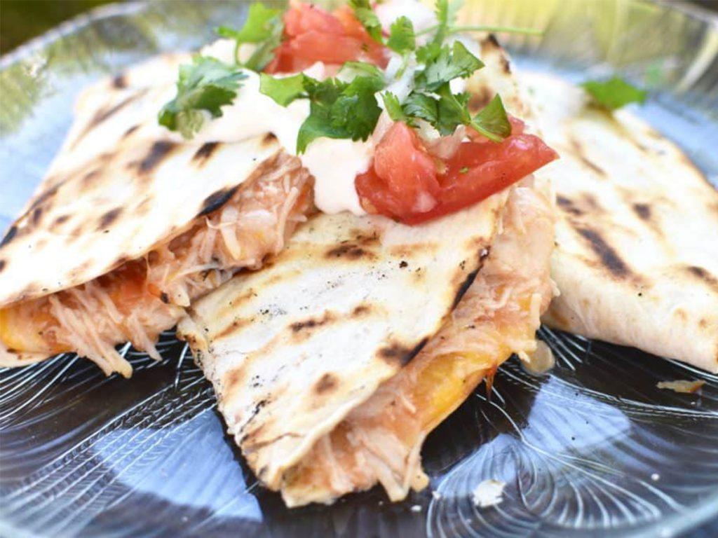 Chicken Quesadilla edited