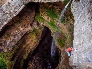 David Lama - Baatara Gorge 2015