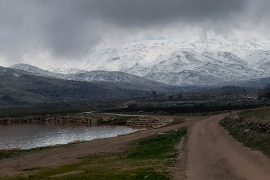 Mount Hermon- image mira sabbagh