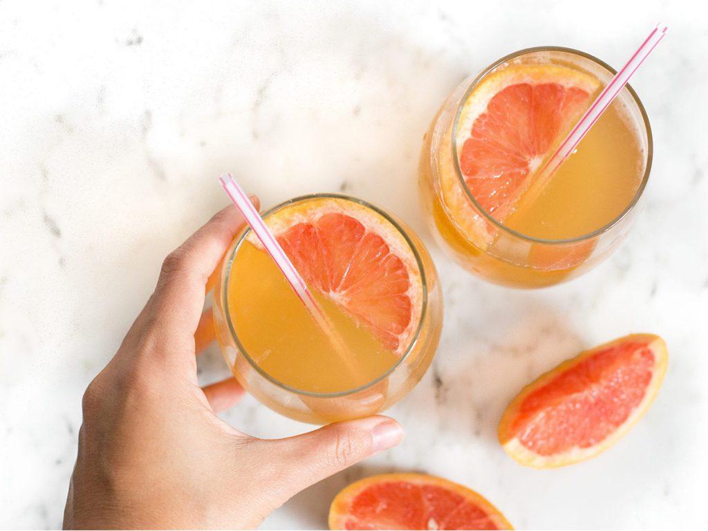 Grapefruit Electrolyte drink