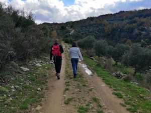 Bchaaleh hiking