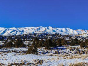 al Makmel, Fold Mountain in Lebanon - Rabih el Masri
