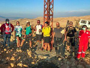 Mzaar summit