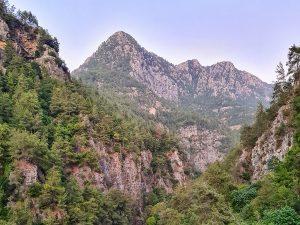 Jabal Moussa Biosphere Reserve