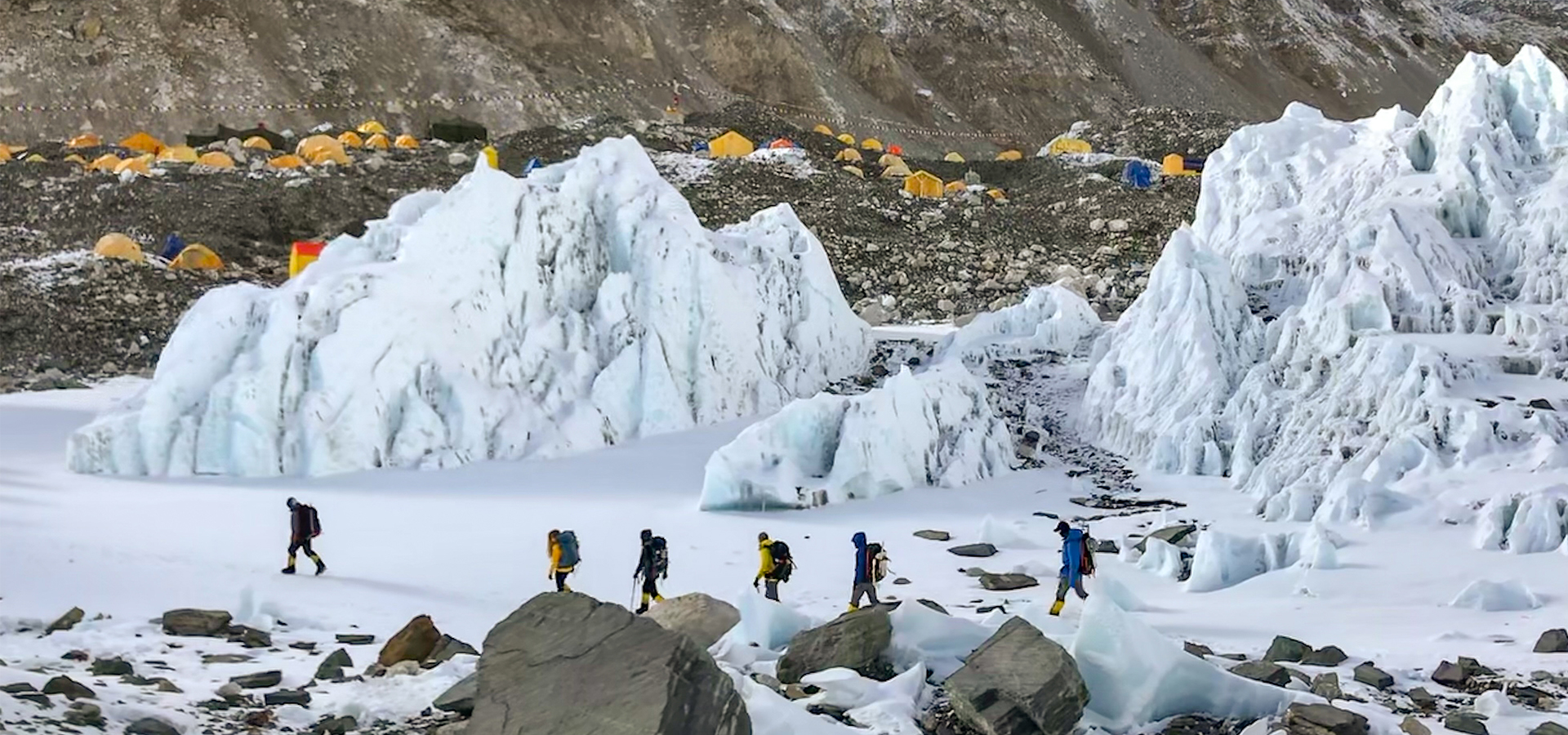 Tima Deryan Khumbu - Glaciers feat