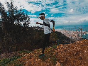 Elias on the Trail