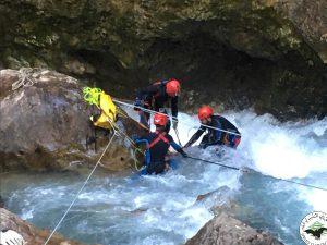 Rescue mission - Nahr el Joz